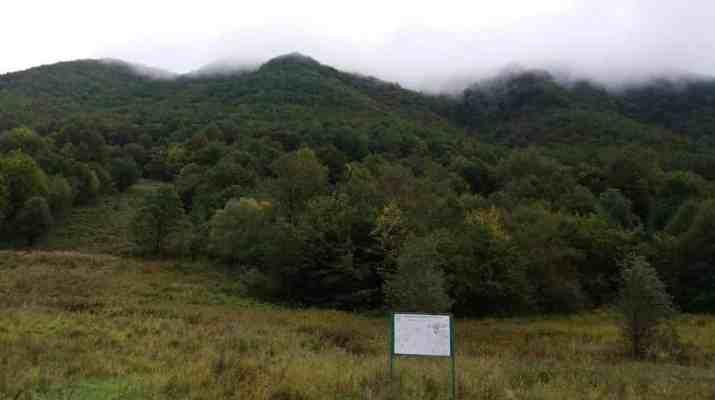 Uzhansky National Park