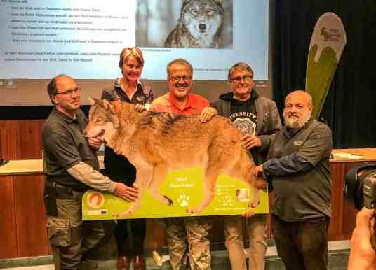 Nabu Austria Press-conference: Give the Wolf a chance!