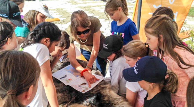 Wolves School Festival Hohe Tauern Uttendorf 11.jpg - © European Wilderness Society CC BY-NC-ND 4.0