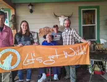 European Wilderness Society USA Visit