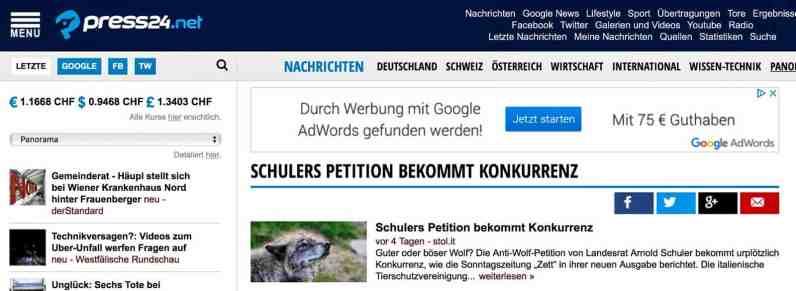 Landesrat Schuller Petition bekommt Komkurrenz-15354.jpg - © European Wilderness Society CC BY-NC-ND 4.0