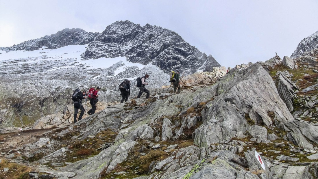 Wilderness Academy Days Hohe Tauern 2014 © All rights reserved