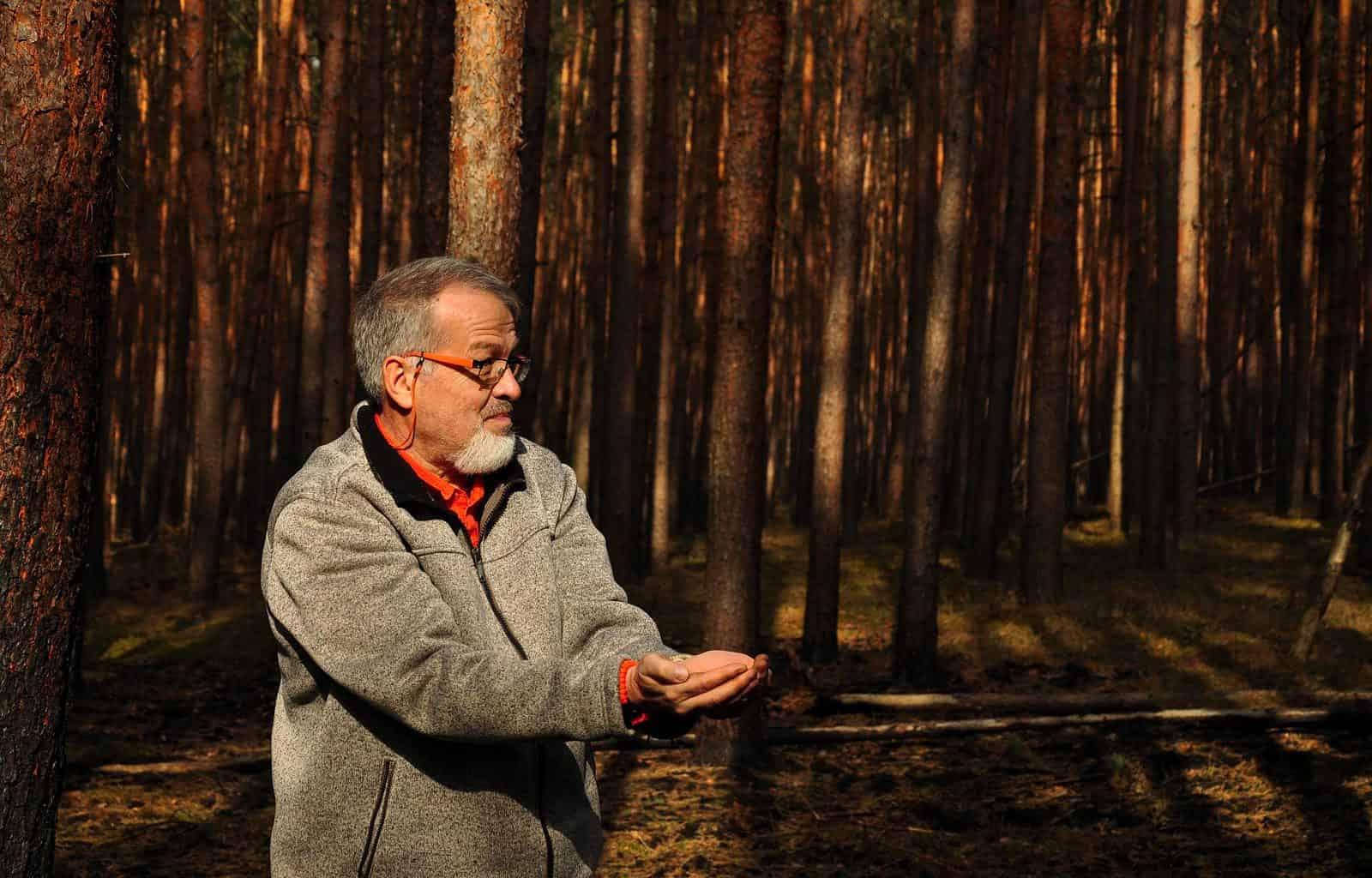 Forest Fire Treuebrietzen Brandenburg-22407 © Christoph Nowicki