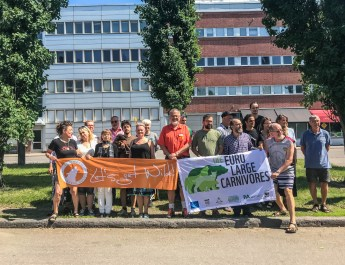 European Alliance for Wolf Conservation Annual Meeting