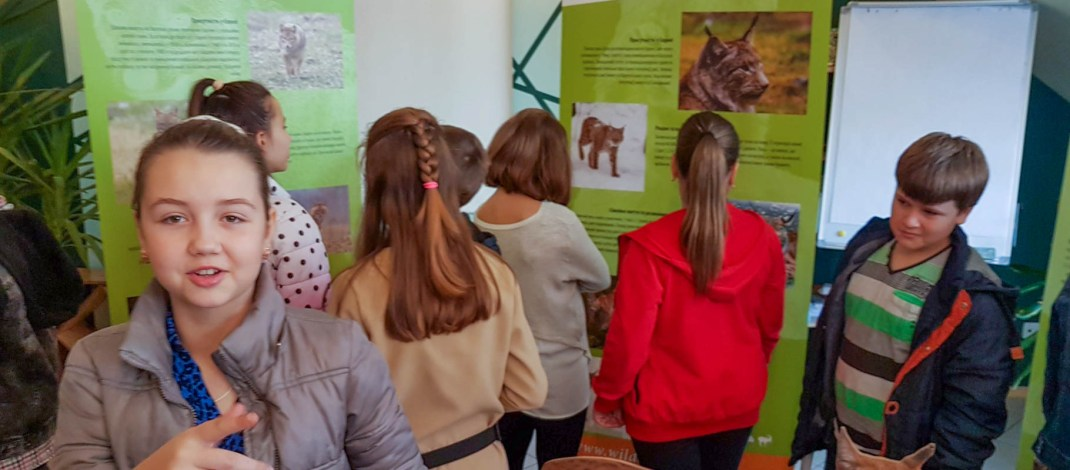 Comeback of Wilderness Education week in Ukraine