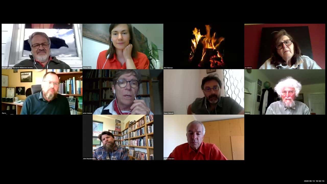 COVID Expert Panel discussion