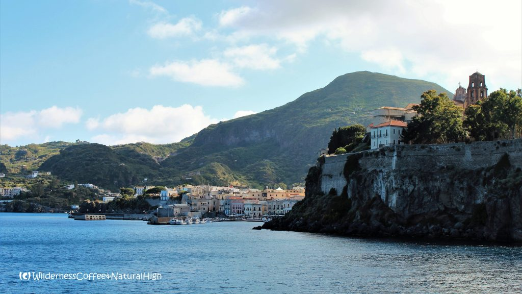 Island hopping on the Aeolian Islands
