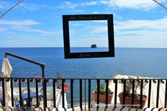 Stromboli, picture perfect view, Aeolian Islands, Italy