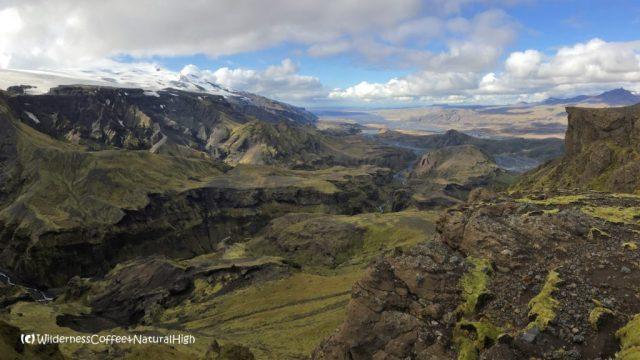 Thórsmörk walking routes, Þórsmörk, Iceland