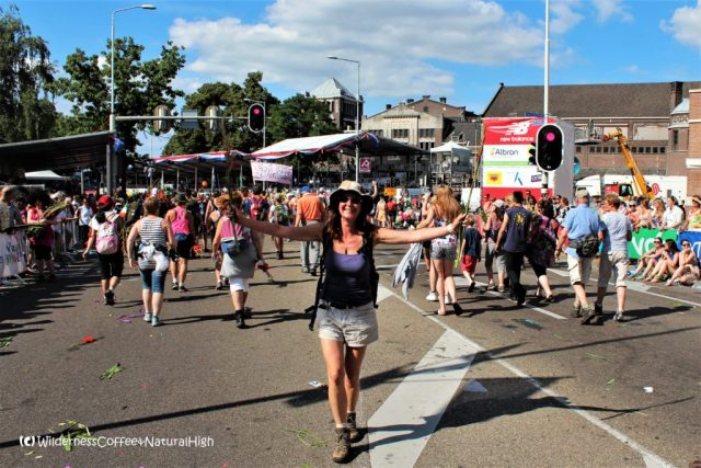 Via Gladiola, Vierdaagse, Walk of the World, Nijmegen, The Netherlands
