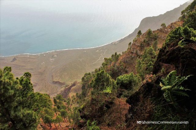 Malpaso, Las Playas valley, El Hierro, Canary Islands, Spain