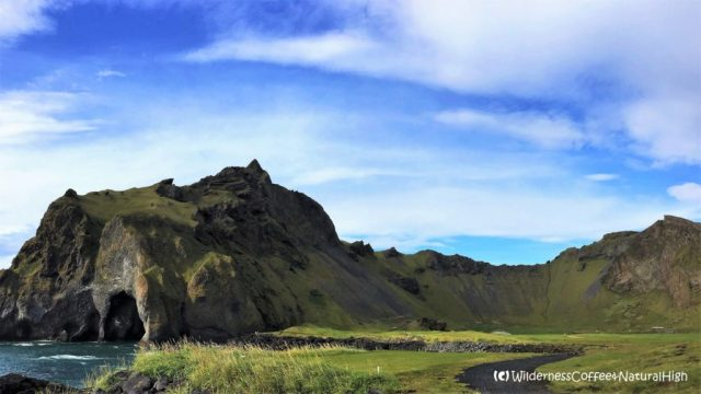 The Valley of Magic, Herjólfsdalur, Heimaey, Vestmannaeyjar, Iceland