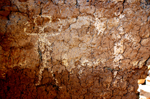 Pueblo Canyon pictographs