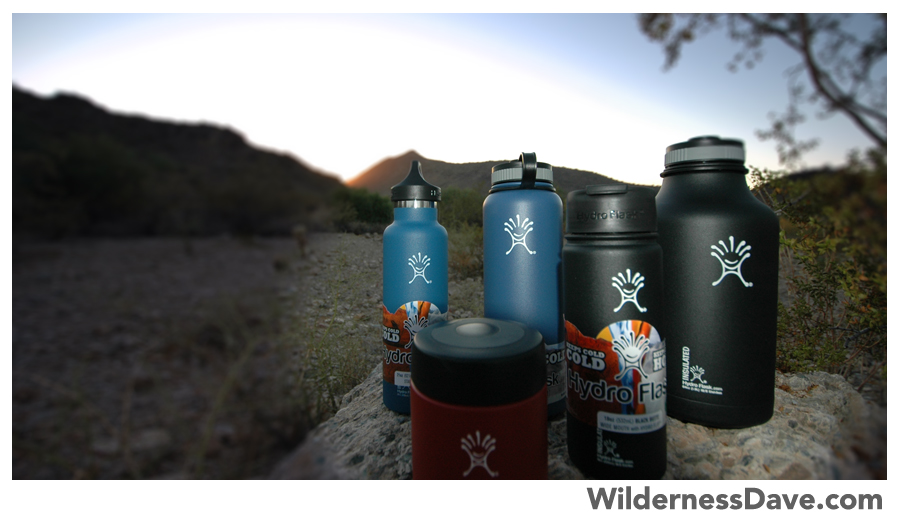 The Hydroflask collection...