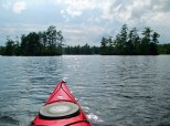 Kayaking-Pawtuckaway-Lake-Fundy-Cove-Launch
