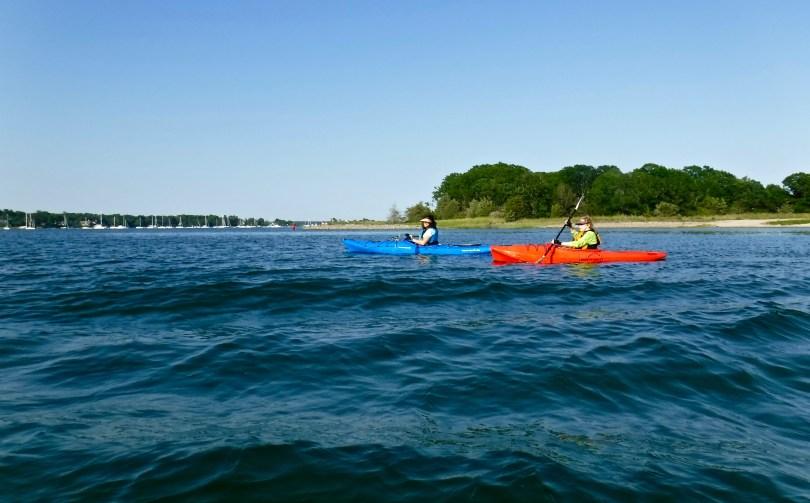 Kayaking-Little-Harbor-Odiorne-Point