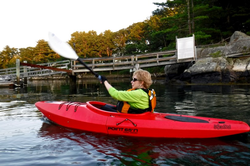Kayaking-Sagamore-Creek