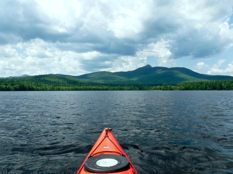 kayaking-chocorua-lake