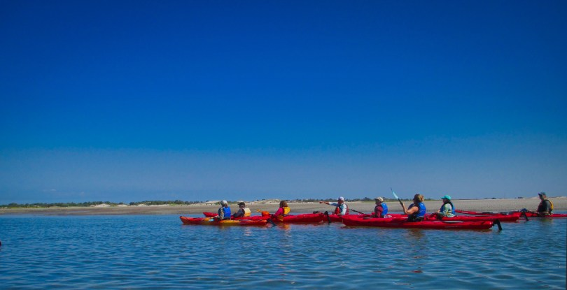 Paddling-Choate-Island-Channel