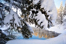powder-snow