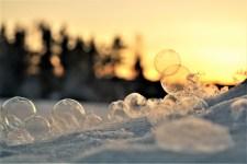 frozen-bubbles