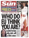 article50ruling_sun-who-do-eu-think-you-are
