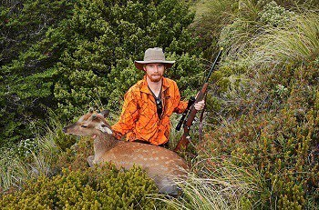 Bow Hunting Deer in the Heart