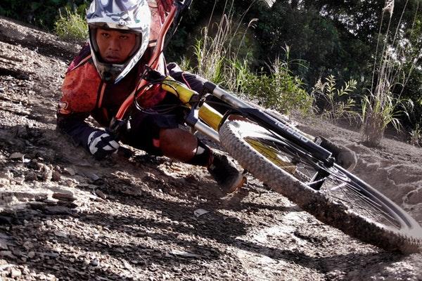 biker/mountain bike