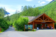 Kenai Fjords National Park Visitor Center