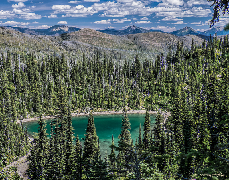 twin lakes--oval one-