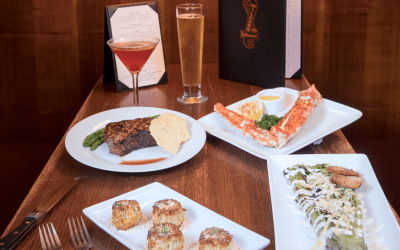 Keto and Low Carb Friendly Foods at Wilder's Steakhouse