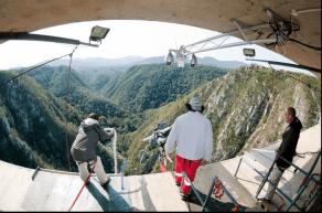 Bungee Jumping Garden Route