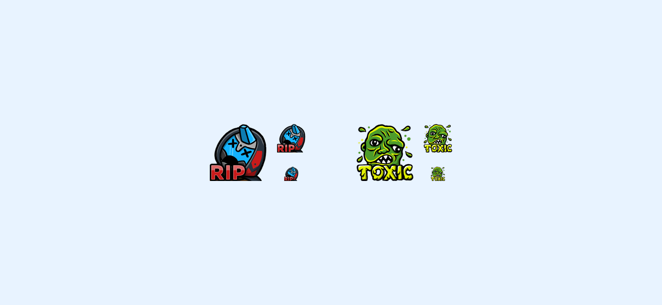 MoneyMerks Toxic Avenger and Cayde Emotes