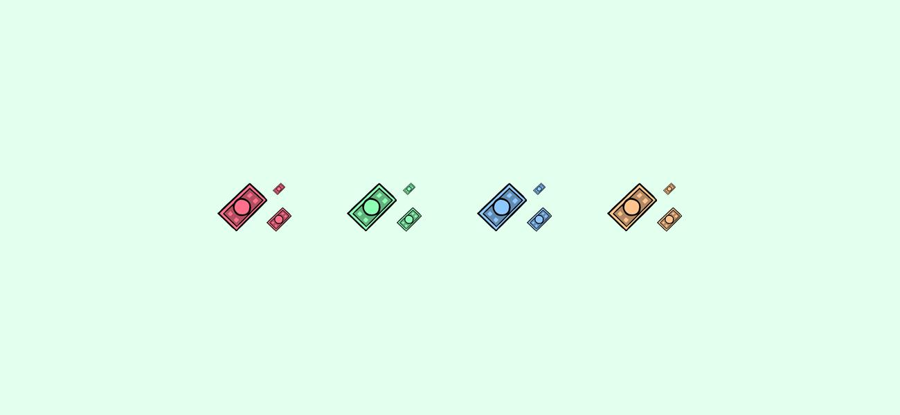 MoneyMerks Twitch Subscriber Monopoly Money Badges