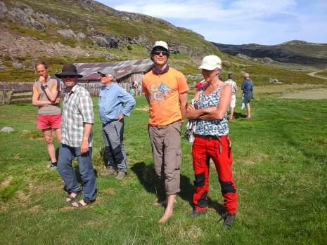 the barefoot ecospychologist
