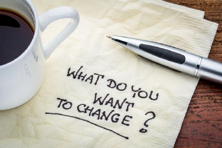 The Benefits of Change
