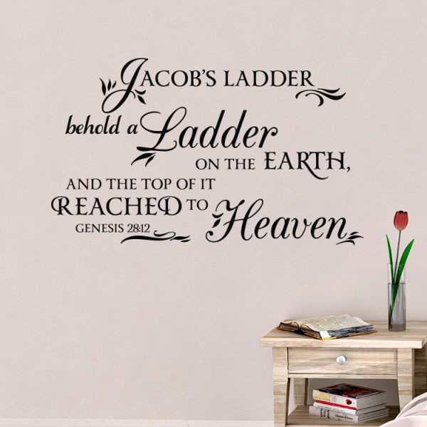 Genesis 28v12 Vinyl Wall Decal