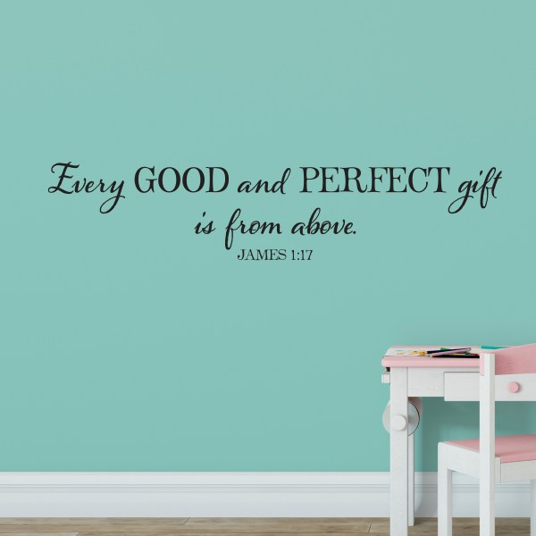 Every Good and Perfect Gift