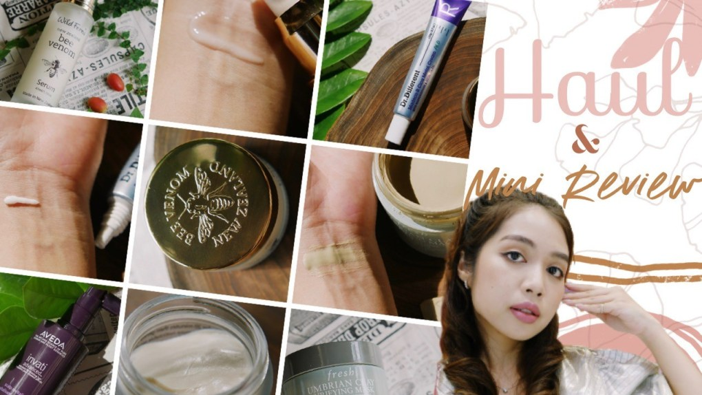 Aveda Review Jayannjan Wild Ferns top 5 skincare products
