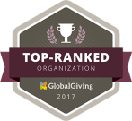 Global Giving 2017 Top-Ranked Organization