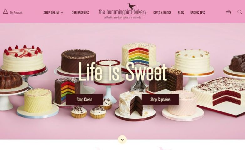 Sweet Shopify Plus success for Hummingbird Bakery