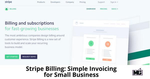 Stripe Billing: Simple Invoicing for Small Business