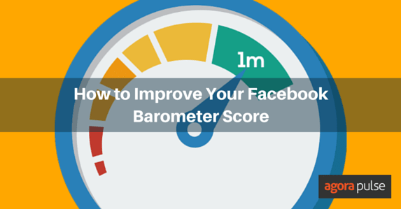 How to Improve Your Facebook Barometer Score