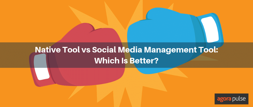 Native Tool or Social Media Management Tool: Which Is Better?
