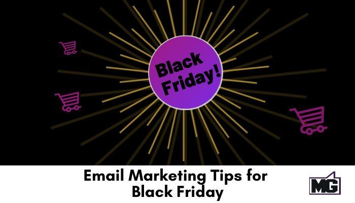 Email Marketing Tips for Black Friday