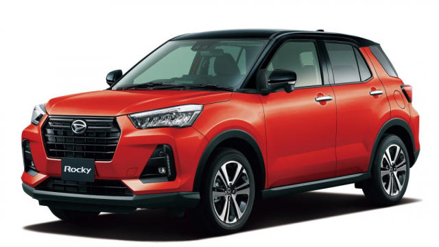2021 Perodua Ativa SUV spec-by-spec comparison
