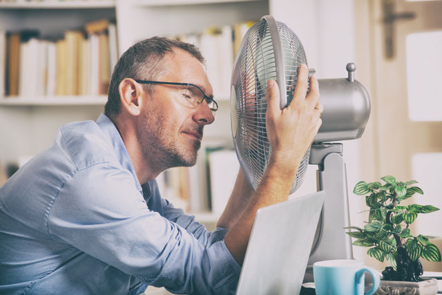 How Can Temperature Affect Workplace Productivity?