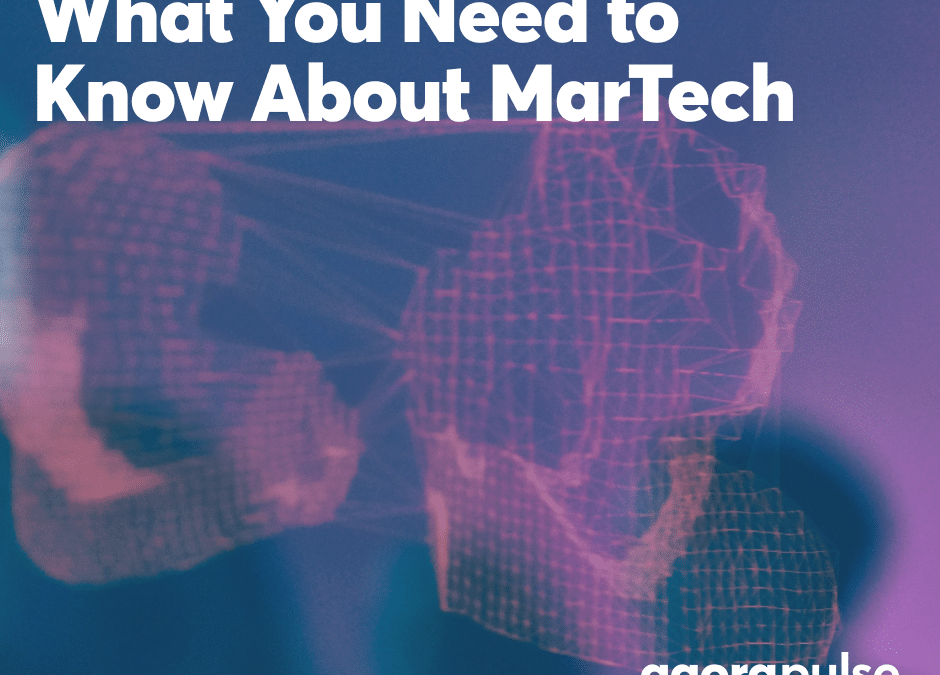 What You Need to Know About MarTech (With 29 Top Tools)
