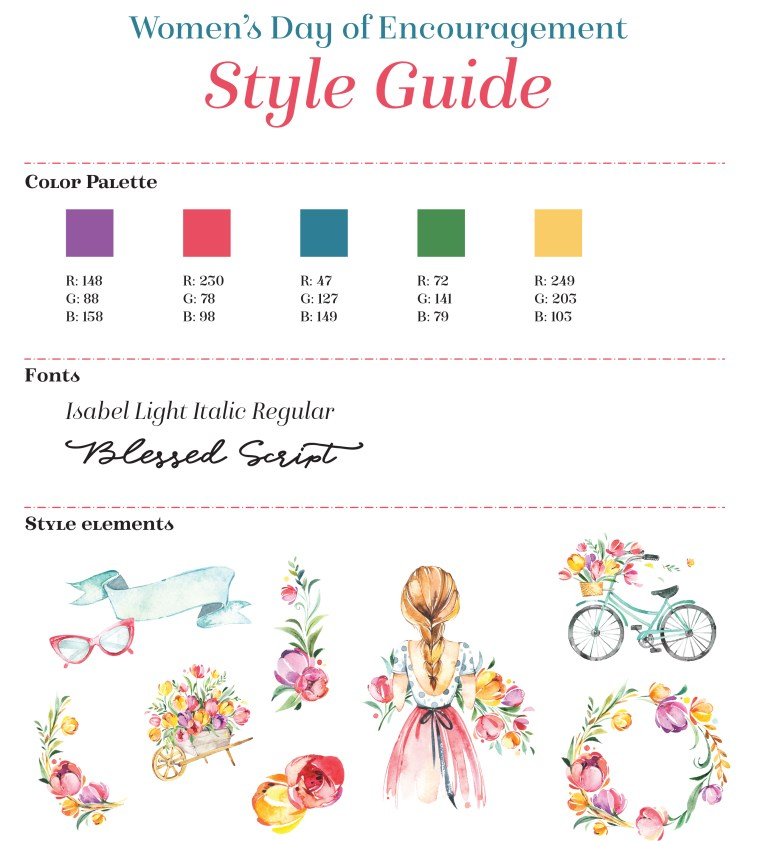 Wildfire Creative - branding style guide