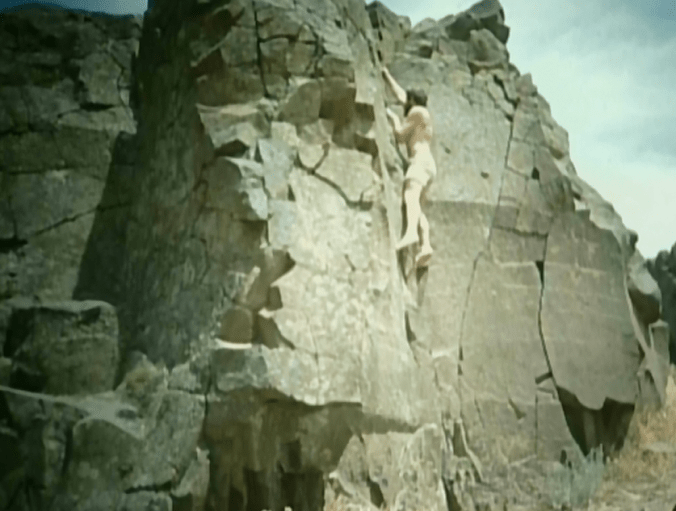 Gleason Climbing Blog first